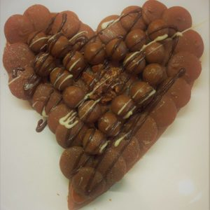 Romantic Milk Chocolate Heart